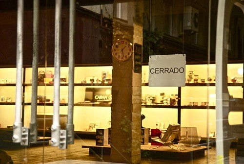 Zona retiro vin on abandona madrid vende su espectacular - Calle castello madrid ...