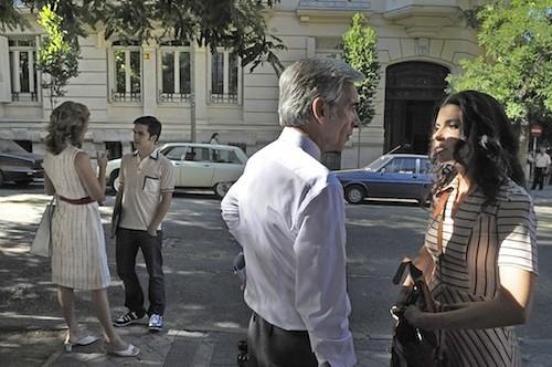 La nueva temporada de 'Cuéntame' se graba en el barrio Casa Nueva 2665