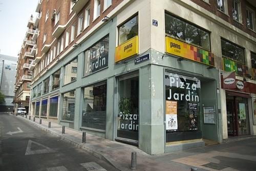 zona retiro pizza jard n calle goya peri dico diario de