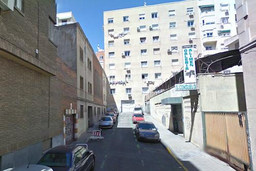 Okupan un edificio en Fuente del Berro valorado en 8,5 millones casaocupada1