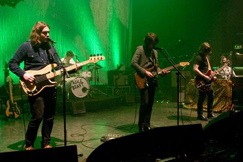 Concierto de Arctic Monkeys en el Palacio de Deportes   arctic