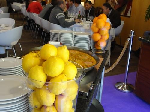 Último día para las jornadas del arroz del Ayre Gran Hotel Colón DSC01352