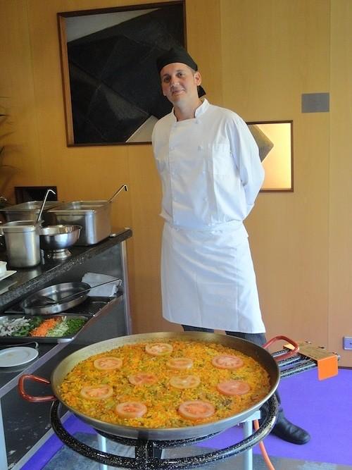 Último día para las jornadas del arroz del Ayre Gran Hotel Colón DSC01353