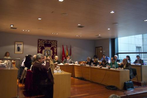 junta municipal de retiro en madrid: