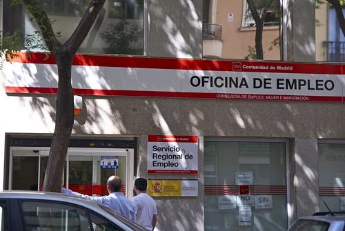 223.000 parados madrileños ya no cobran prestación por desempleo paro