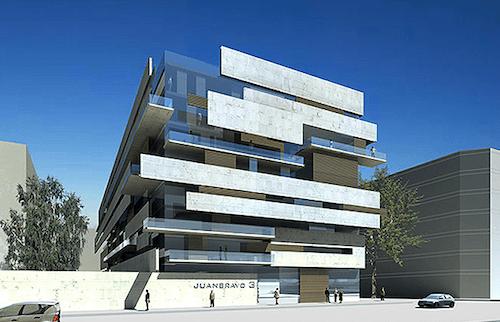 Zona retiro la construcci n de los pisos m s lujosos de for Pisos embargados madrid