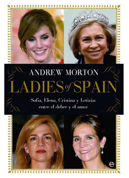 El polémico biógrafo Andrew Morton firma su 'Ladies of Spain' en Goya