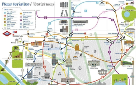Madrid emt plano pdf