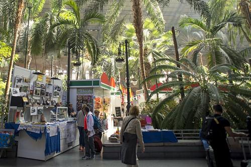 Feria de artesan as hasta el 4 de mayo en el jard n tropical de atocha - Jardin tropical atocha ...