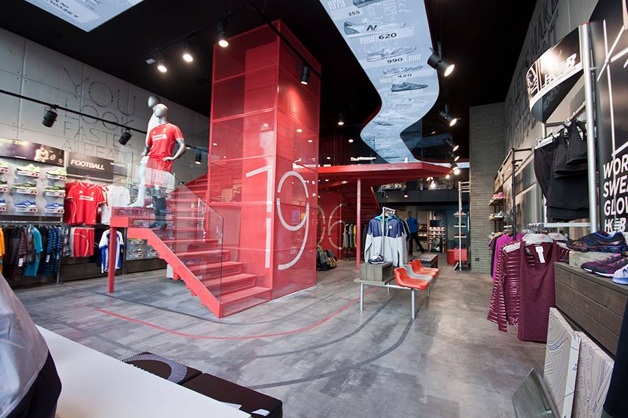 tienda new balance madrid calle fuencarral