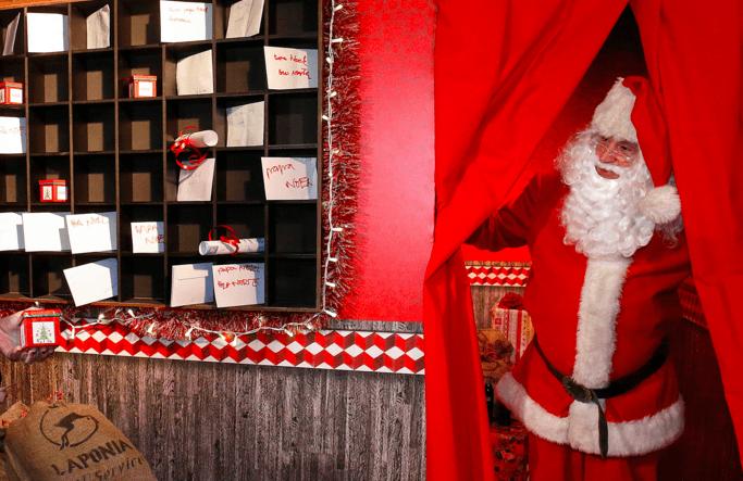 El 24 de diciembre ltimo d a para visitar la casa de pap noel - La casa de papa noel alicante ...