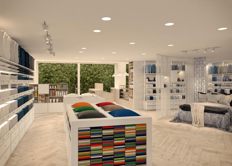 Zona retiro inaugurado en serrano un ikea de 900 metros cuadrados - Centro reto madrid recogida muebles ...